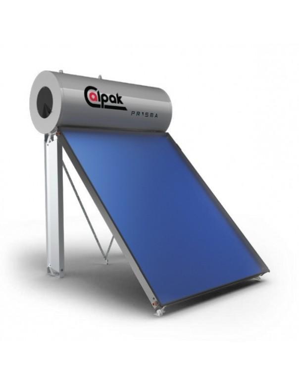 Ηλιακοί Θερμοσίφωνεσ Calpak Prisma 200 / 2.5 διπλης ενεργειας