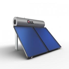 Ηλιακοί Θερμοσίφωνεσ Calpak Prisma 300 / 4 διπλης ενεργειας
